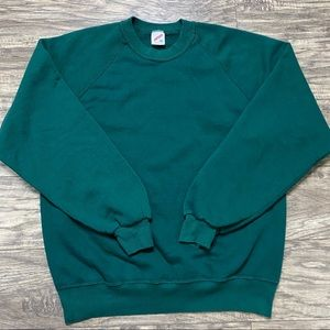 Vintage Jerzees Crewneck Sweatshirt Made in USA XL